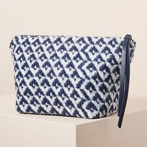 Anthropologie Jet Set Small Pouch